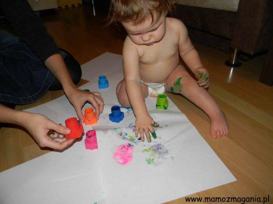 Malujemy rączką